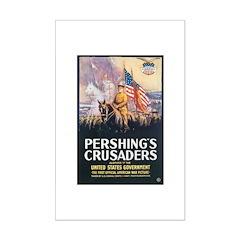 Pershing's Crusaders Poster Art Posters