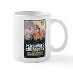 Pershing's Crusaders Poster Art Mug