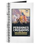 Pershing's Crusaders Poster Art Journal