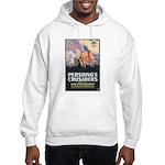 Pershing's Crusaders Poster Art Hooded Sweatshirt