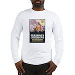 Pershing's Crusaders Poster Art Long Sleeve T-Shir