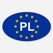 EU Poland Decal
