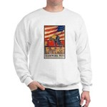 Teamwork Wins Poster Art Sweatshirt