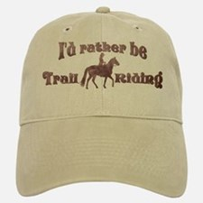 Riding Trails Baseball Baseball Cap