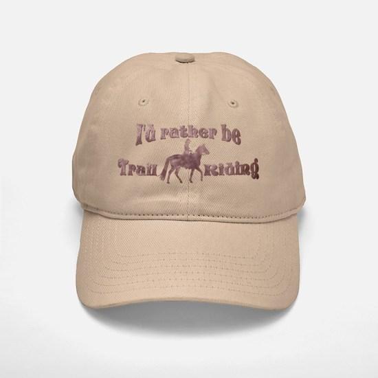 Riding Trails Baseball Baseball Cap
