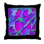BOP OP Throw Pillow
