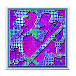 BOP OP Tile Coaster