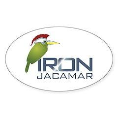 Iron Jacamar Decal