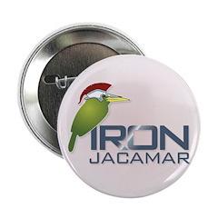 """Iron Jacamar 2.25"""" Button"""