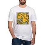 POP OP Fitted T-Shirt