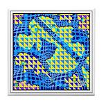OP TALK Tile Coaster