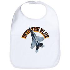 F15 Into the Blue Bib