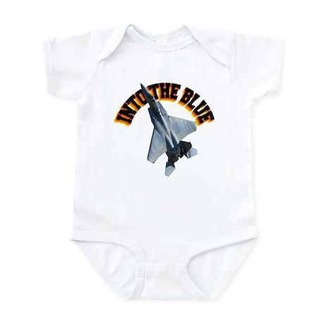 F15 Into the Blue Infant Bodysuit