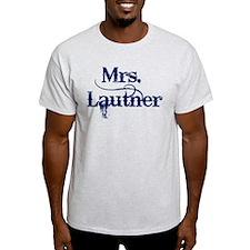 Mrs. Lautner T-Shirt