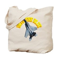 F15 Into the Blue Tote Bag
