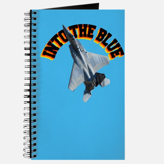 F15 Into the Blue Journal