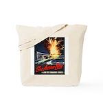 Submarine Service Poster Art Tote Bag