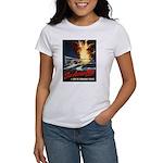 Submarine Service Poster Art Women's T-Shirt