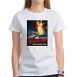 Submarine Service Poster Art (Front) Women's T-Shi