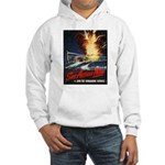 Submarine Service Poster Art (Front) Hooded Sweats