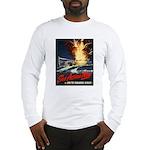Submarine Service Poster Art Long Sleeve T-Shirt