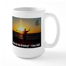 """Strive for the Mastery"" Mug"