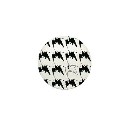 Ikaruga Mini Button (10 Pack)