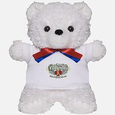 Non-Hodgkins Lymphoma Wings Teddy Bear