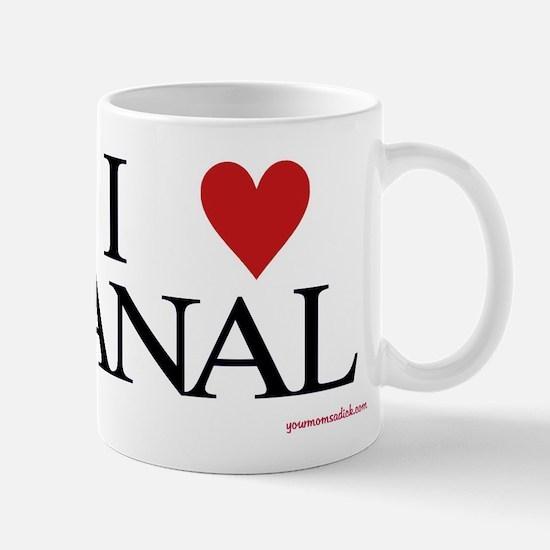 I HEART ANAL Mug