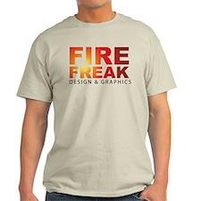 Fire Freak Logo T-Shirt