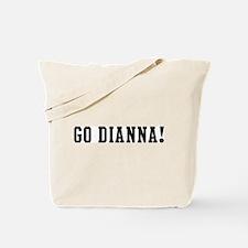 Go Dianna Tote Bag