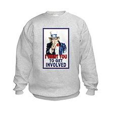 Uncle Sam: Classroom Sweatshirt