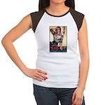More Nurses Poster Art Women's Cap Sleeve T-Shirt