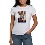 More Nurse Poster Art (Front) Women's T-Shirt
