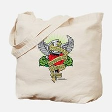 Non-Hodgkins Lymphoma Dagger Tote Bag