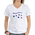 Dancing with the stars - A Women's V-Neck T-Shirt