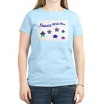 Dancing with the stars - A Women's Light T-Shirt