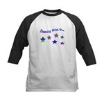 Dancing with the stars - A Kids Baseball Jersey
