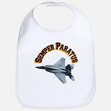 F15 Semper Paratus Bib