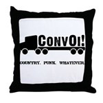 Throw Down Pillow