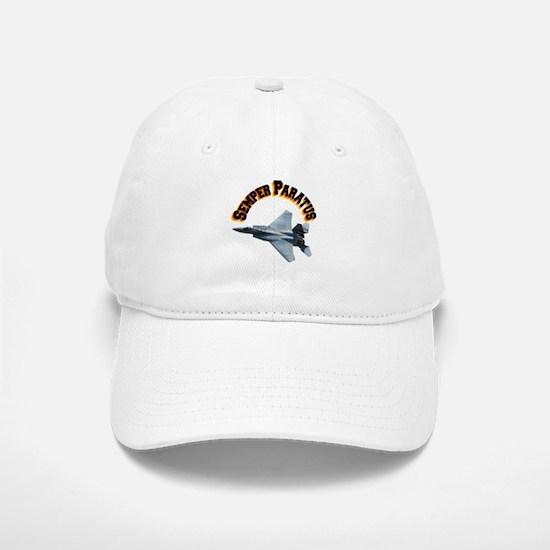 F15 Semper Paratus Baseball Baseball Cap