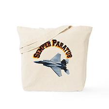 F15 Semper Paratus Tote Bag