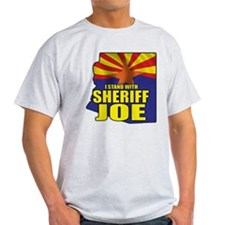 I Stand with Sheriff Joe T-Shirt