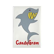 CandyGram Rectangle Magnet