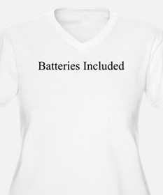 Batteries Included T-Shirt
