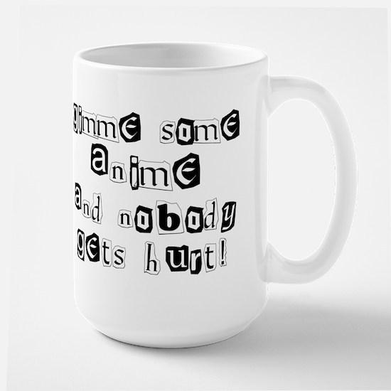 Gimme Some Anime Large Mug