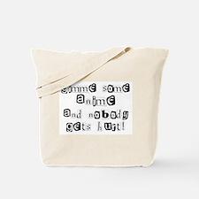 Gimme Some Anime Tote Bag