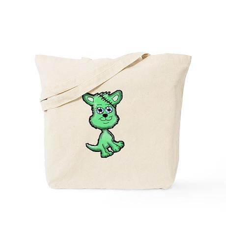 Franken Kitty Tote Bag