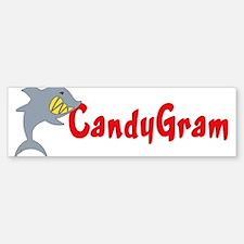 CandyGram Bumper Bumper Sticker