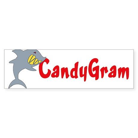 CandyGram Sticker (Bumper)